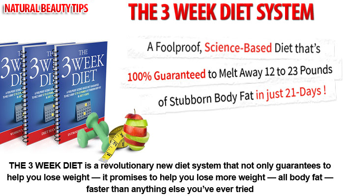 Diet Program That Job – Ideal Weekly Diet Dish Strategy